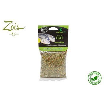 MIX FOR FISH 50GM