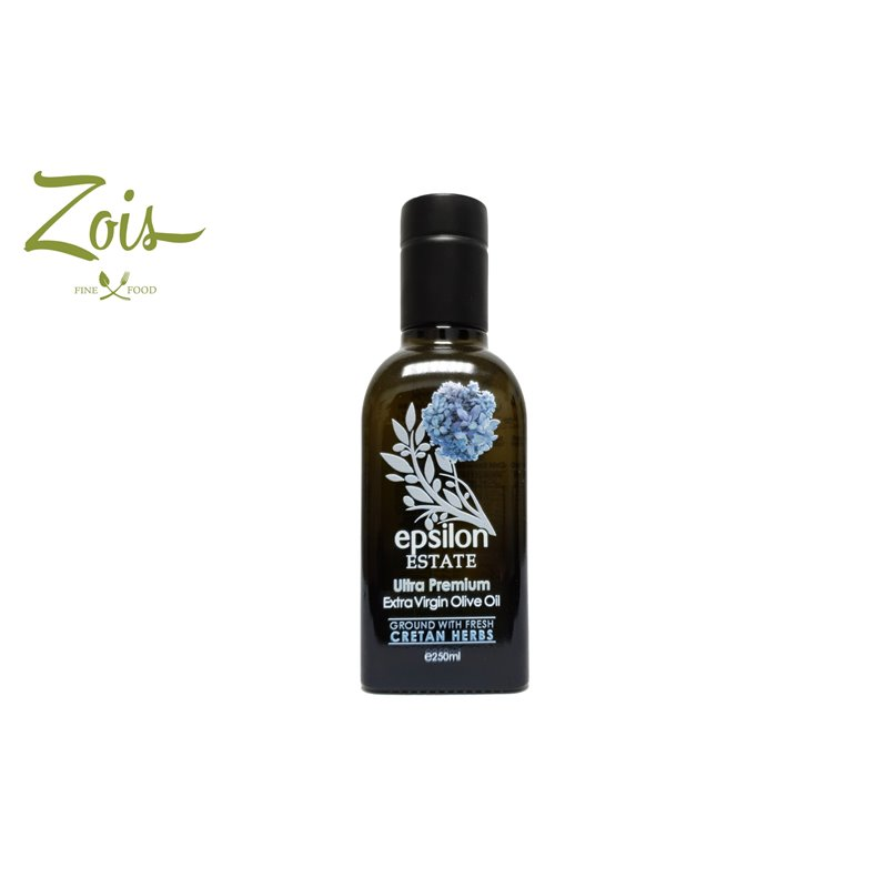 ULTRA PREMIUM EXTRA VIRGIN OLIVE OIL WITH HERBS 250ML